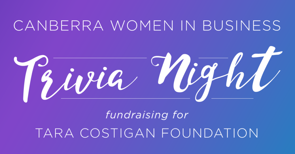 CWB Trivia Night - Fundraiser for Tara Costigan Foundation