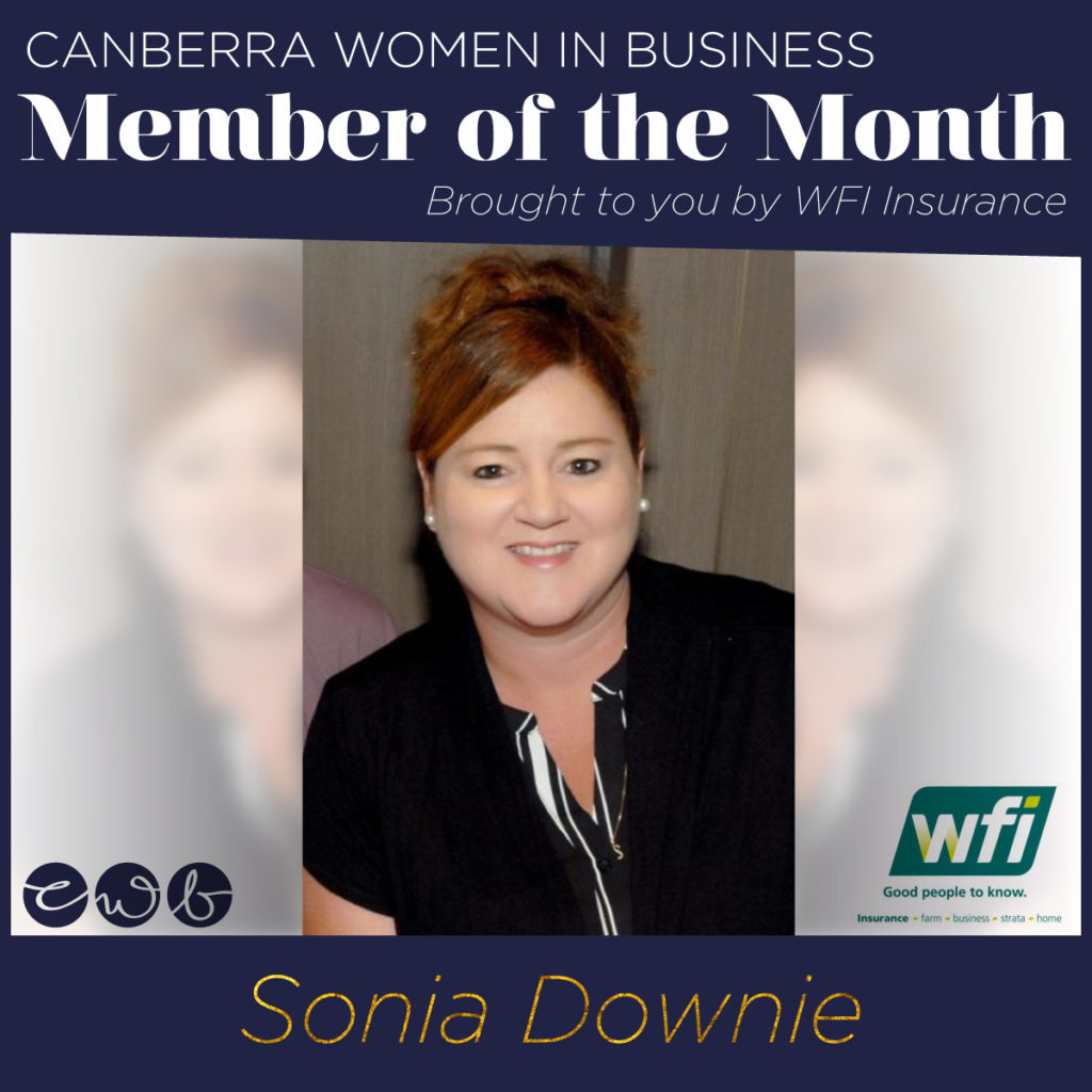 Member of the Month - July