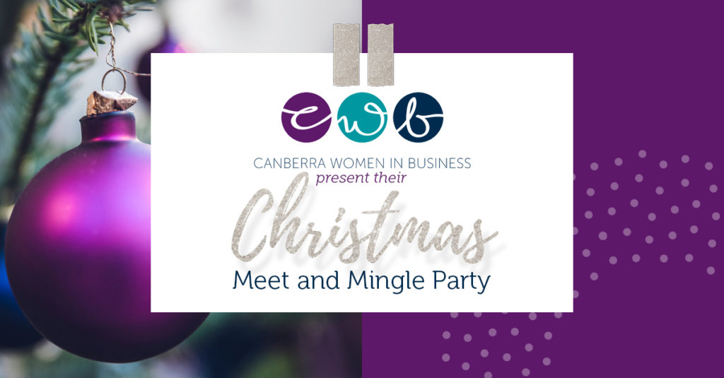CWB Christmas Meet & Mingle Party