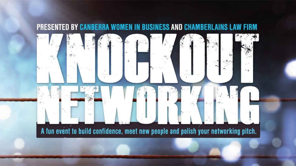 Chamberlains Knock Out Networking