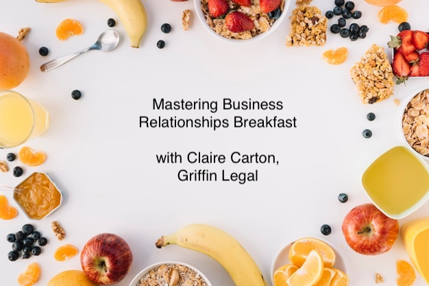 Mastering Business Relationships Breakfast