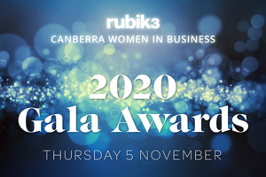 Rubik3 CWB Gala Dinner and Business Woman of the Year Awards 2020