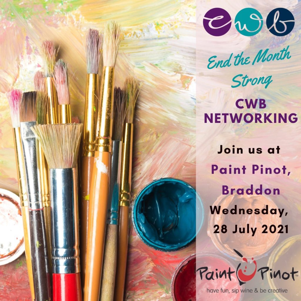 End the Month Strong CWB Networking Event